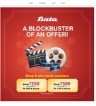 Shop and Win movie Vouchers