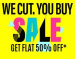 Bata : Get Flat 50% Off Across All Categories
