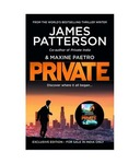 Private (English, Paperback, James Patterson)