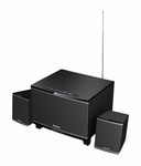 Panasonic SC-HT18GW-K 2.1 Multimedia Speakers Black