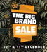 Jabong Big Brand Sale: Min 40-70% + Additional 15/30% Off + Rs 1000 off on 3000+ using Amex