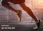 Get upto 70% Off on Running shoes & more - Snapdeal