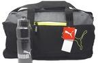Puma Multicolor Polyester 1024Cms Softsided Gym/Travel Duffle