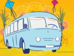 Bus Ticket Booking Rs. 150 PayTm Cash + Rs. 150 Movie Voucher on Rs. 300 – PayTm