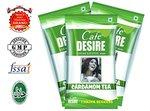 Cafe Desire Instant Tea Premix, 20 Sachets, 300g (Free 5 Sachets as Complimentary)