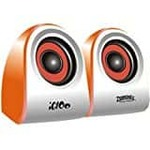 Zebronics Igloo 2.0 Multimedia Speaker (Black)