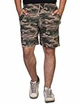 Zacharias Men's Cotton Shorts Upto 80% Off Starting From RS 149