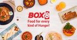 Box 8 - B1G1 on food orders