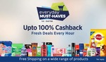 Flat 4% Cashback on DTH Recharges
