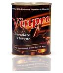 Vinpro High Protein Chocolate Powder 200gm,Free shipping , COD
