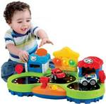 Fisher-Price Chase & Race Town  (Multicolor)