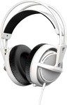 Steel Series Siberia 200 Wired Headset With Mic  (Black)