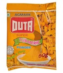 Duta Super Turmeric Powder 50 g (Set of 10) @100/- Mrp 140/-