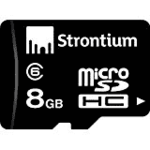 Amazon lightning deal- Strontium Pollex 8GB USB Pen Drive (Black/Red) @ 209