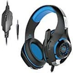 [back again]  iFrogz IF-ANH-SNL Animatones Volume Limiting Headphones for Kids, Blue