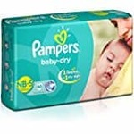 Himalaya Herbals Gentle Baby Wipes (72 Sheets @  amazon