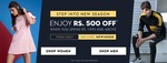 Flat Rs.500 Off on Order Above Rs.1995