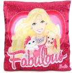 Barbie Flower Shape Cushion