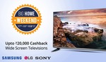Big Home Weekend | Upto Rs 25000 Cashback