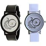 LimeStone Women Heart Round Casual Analog Sheaffer Strap Pink Dial Women's / Girl's Watch @99+50