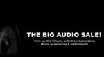 The Big Audio Sale