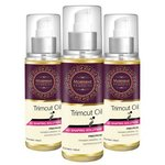 Morpheme Trimcut 4D Slimming Oil - 100ml (Thighs, Arms, Waist and Tummy Oil) x 3 Bottles