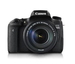 Canon EOS 760D Kit (with EF-S18-135mm IS STM) 24.2 MP DSLR Camera (Black)