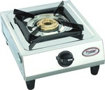 Prestige Prithvi Stainless Steel Manual Gas Stove (1 Burners) low price