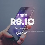 (Proof Added)Recharge any Mobile or DTH for any amount and get Rs.10 TopUp/Talktime FREE