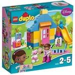 Lego Duplo – Doc McStuffins Backyard Clinic (Multicolor) low price
