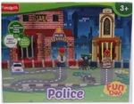 Funskool Fundoh Police,Multi Colour low price