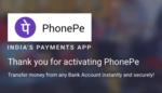 Activate PhonePe & Win Cash Reward   8-11 Aug