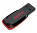 SanDisk 32 GB Cruzer Blade USB 2.0 Pen Drive (Pack of 3)