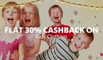 Kids Clothing   Upto 100% Cashback