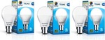 Wipro Tejas 7 W Bulb Pack Of 3