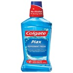 Colgate Plax Peppermint Mouthwash, 250 ml