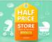 Firstcry Half price store ( 50% off on handpicked gear & Nursery range )