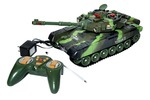 Zest 4 Toyz Big Size Remote Control Tank - Full Function - Rechargeable - SHOOTING MODE