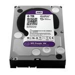 Western Digital WD Purple Surveillance NV 6TB Internal  Hard Drive (WD6NPURX)