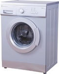 Electrolux 6.2 Kg Fully Automatic Front Load Washing Machine Silver  (EF62PRSL)