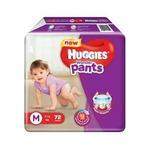 Flat 50% cashback on huggies diapers