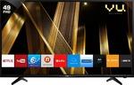Vu 124cm (49 inch) Full HD LED Smart TV  (49S6575) + 10% HDFC discount