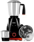 Billion Power Grind 750 W Mixer Grinder  (Black, 3 Jars)