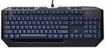Cooler Master Devastator II – Blue LED Gaming Keyboard