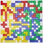 Mattel Games Blokus Game Board Game