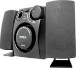 [Lowest Ever] Flipkart : Intex IT- 881S 16 W Laptop/Desktop Speaker  (Black, 2.1 Channel) for 599