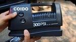 (  LOWEST EVER  ) Coido 3301 12V Tyre Inflator Car Air Compressor