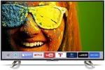 Sanyo 107.95 cm (43 inches) XT-43S8100FS Full HD IPS Smart LED TV (Black)