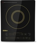 Billion FullGlass XC125 2200W Induction Cooktop (Black, Touch Panel)