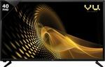Vu 102cm (40 inch) Full HD LED TV  (40D6535)